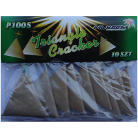 Петарды Triangle cracker P1005 (1 упаковка, 10 шт)