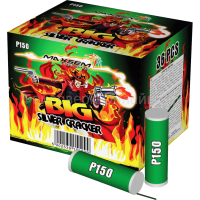 Петарды Big silver cracker P150 (1 пачка, 36 шт)