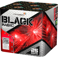 Салют Black magic MC200-25